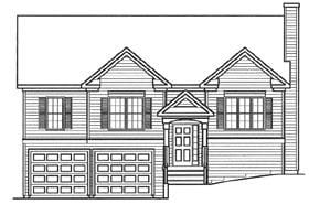 House Plan 58087