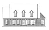 Plan Number 58096 - 3275 Square Feet