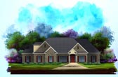 Plan Number 58097 - 2558 Square Feet