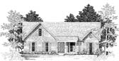 Plan Number 58101 - 1342 Square Feet