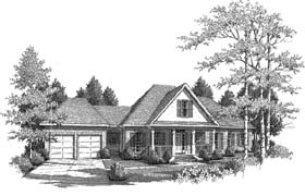 Plan Number 58103 - 2353 Square Feet