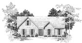 Plan Number 58112 - 1352 Square Feet