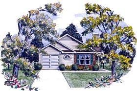 House Plan 58114