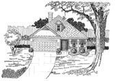 Plan Number 58116 - 1895 Square Feet