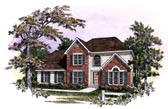 Plan Number 58120 - 1921 Square Feet