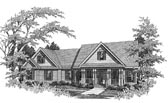 Plan Number 58121 - 1860 Square Feet