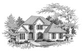 Plan Number 58135 - 2844 Square Feet