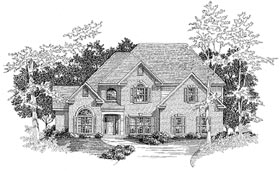 Plan Number 58149 - 3108 Square Feet