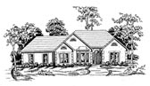 Plan Number 58151 - 1958 Square Feet