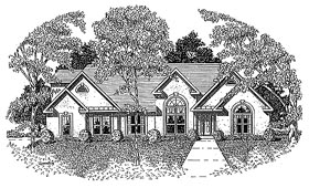 Plan Number 58152 - 2044 Square Feet