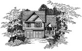 Plan Number 58154 - 1506 Square Feet