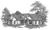 Plan Number 58155 - 2087 Square Feet