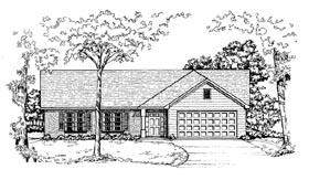 House Plan 58171
