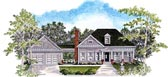 Plan Number 58174 - 1904 Square Feet