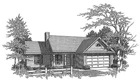 House Plan 58175