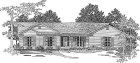 Plan Number 58176 - 2012 Square Feet
