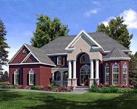 House Plan 58203