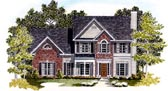 Plan Number 58205 - 1846 Square Feet