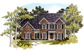 Plan Number 58206 - 1688 Square Feet
