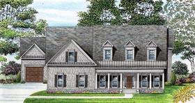 House Plan 58240