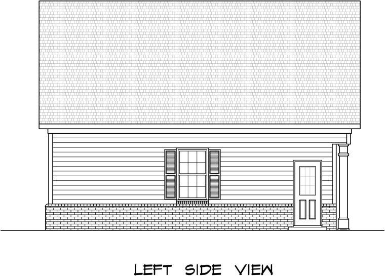 2 Car Garage Plan 58243 Picture 1