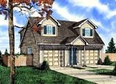 Garage Plan 58417