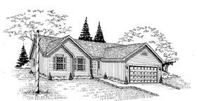 House Plan 58424