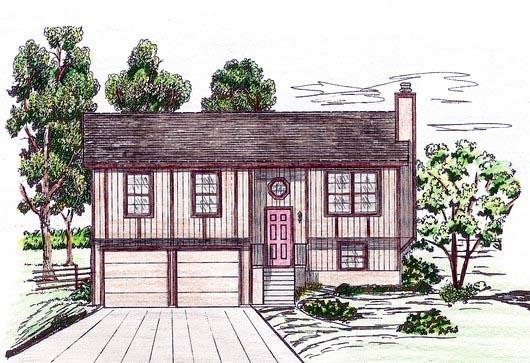 House Plan 58427