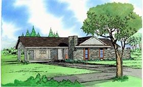House Plan 58429