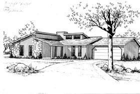 House Plan 58430