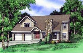 House Plan 58431