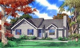 House Plan 58432