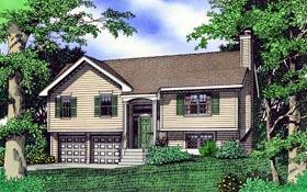 House Plan 58434