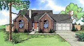 House Plan 58454
