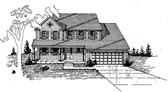 House Plan 58484
