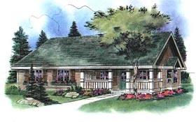 House Plan 58506