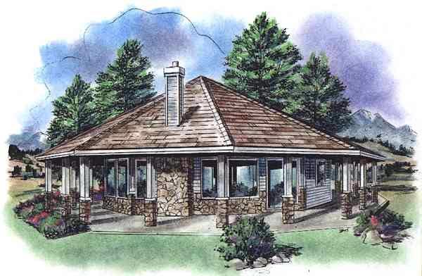 House Plan 58519