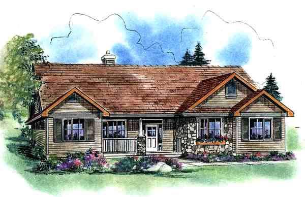House Plan 58533