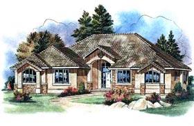 House Plan 58536