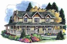 House Plan 58537