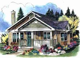 House Plan 58539