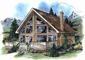 House Plan 58540