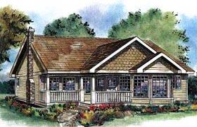 House Plan 58554