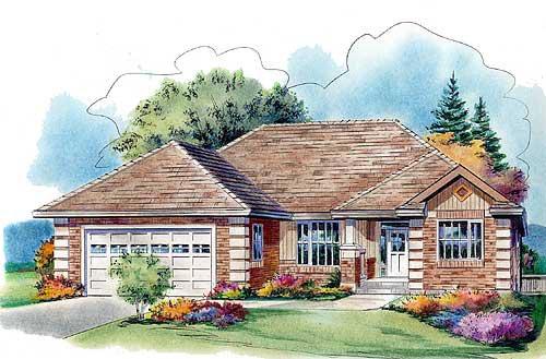 House Plan 58565
