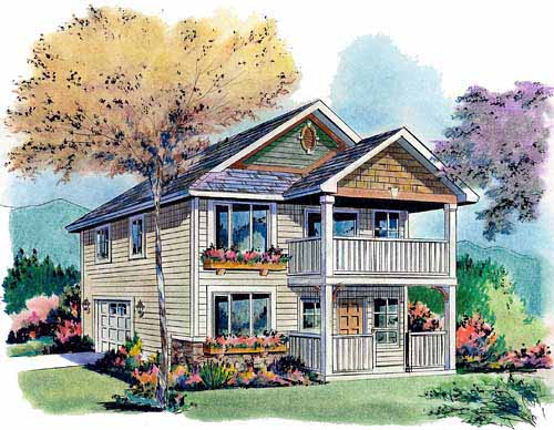 House Plan 58570