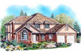 House Plan 58573