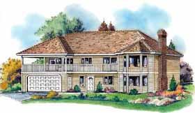 House Plan 58574