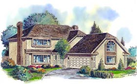 House Plan 58576