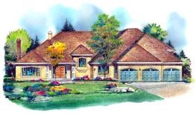 House Plan 58585