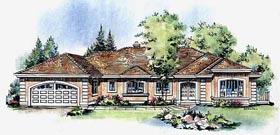 House Plan 58600